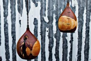 Artigianato in legno - gocce di luce
