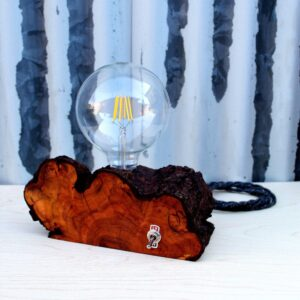 lampada da comodino design