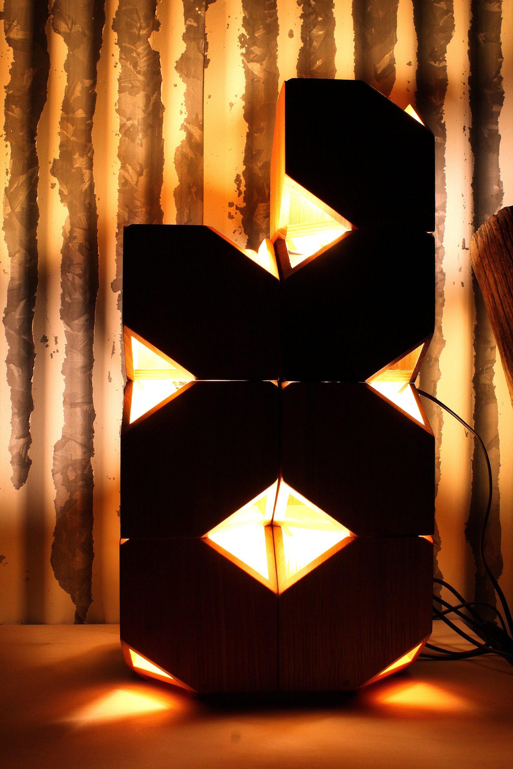 lampade da comodino - lampade modulari - padova