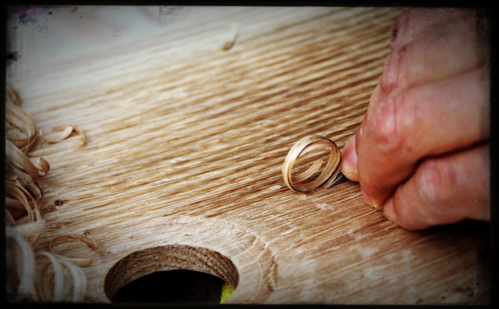 oggetti in legno padova
