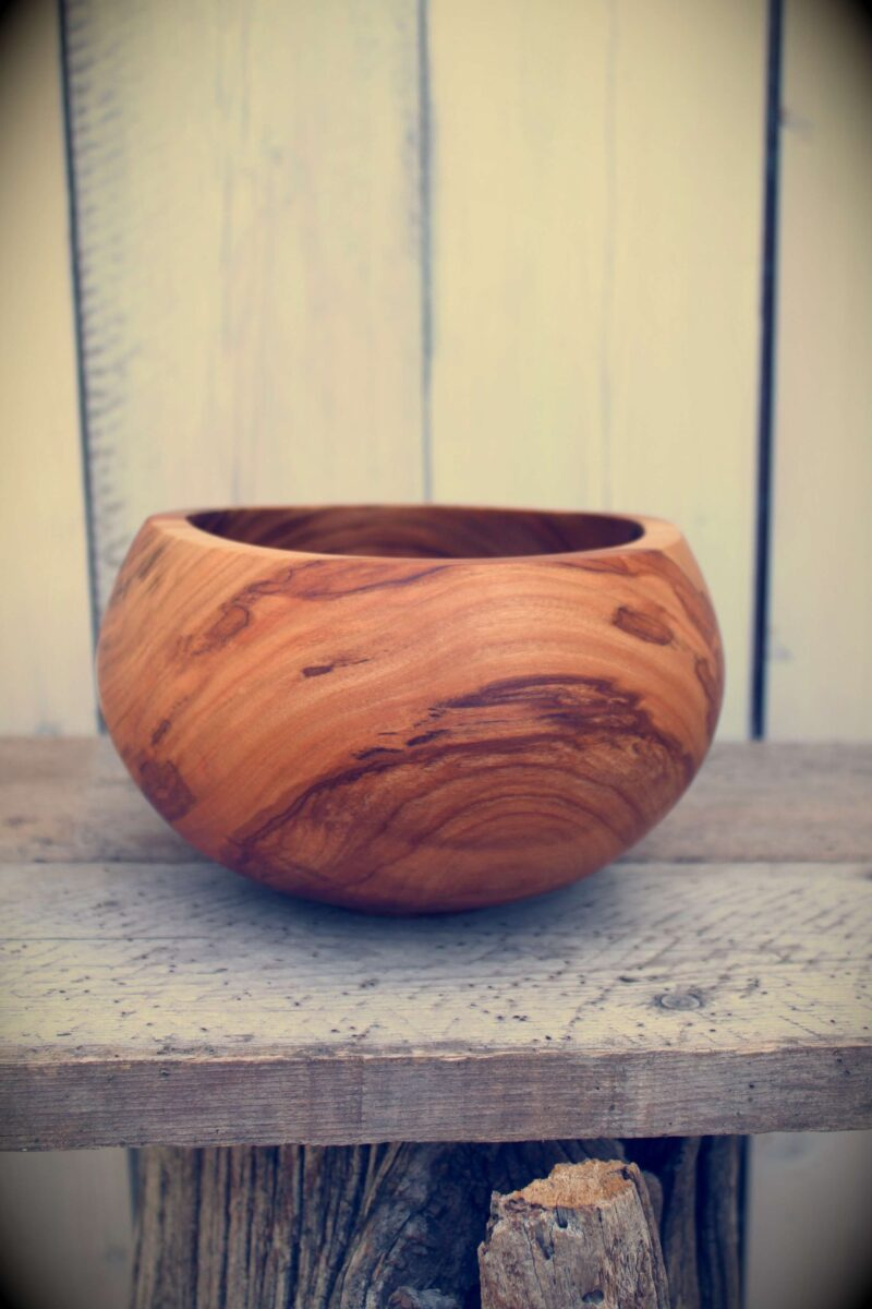 Bowl in pesco da fiore #3