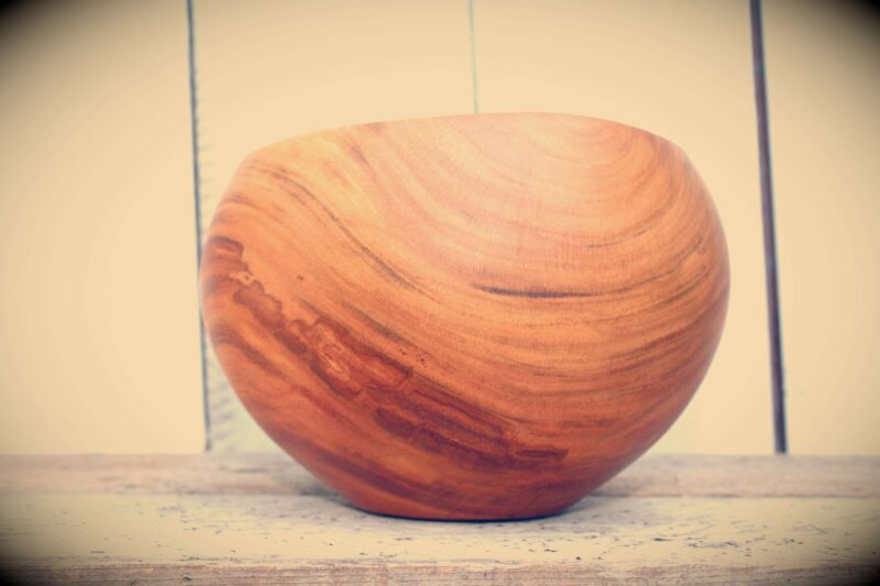Bowl in pesco da fiore #2