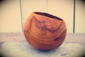 Bowl in pesco da fiore #1
